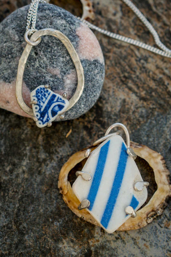 Sea Pottery Collection